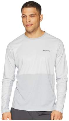 Columbia Solar Chill Long Sleeve Top Men's Long Sleeve Pullover