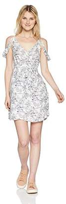 Roxy Junior's Currently Drifting Cold Shoulder Dress