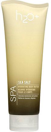 H20 Plus Spa Sea Salt Hydrating Body Butter 8 oz (237 ml)
