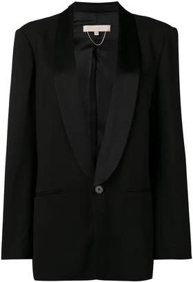 Vanessa Bruno shawl collar blazer