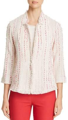 Nic+Zoe Textured-Knit Jacket