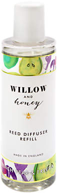 Freesia Willow and Honey Pear & Diffuser Refill, 200ml