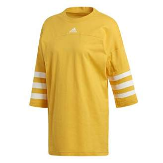 adidas Women's Id Jersey Shirt,L