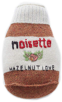 Oeuf Noisette Jar Plush Toy - Hazelnut