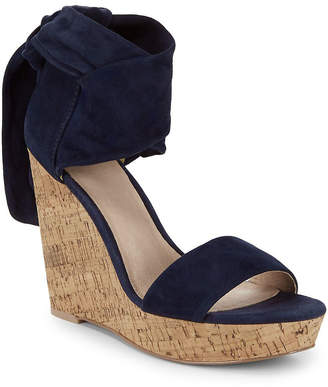 Alex+Alex Suede Wedge Sandal