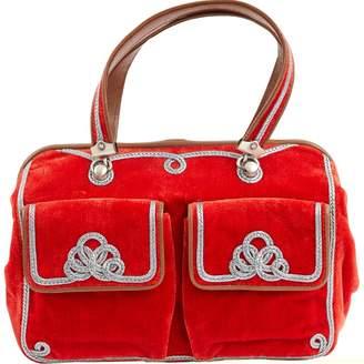 Bottega Veneta Velvet handbag