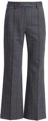 Acne Studios Pantsyne Check Suit Trousers