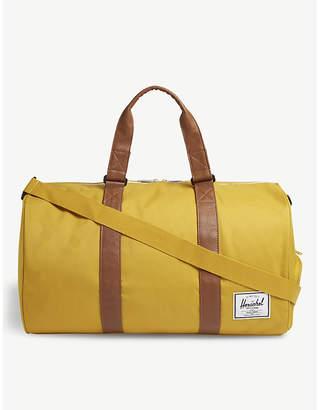 Herschel Yellow Novel Duffle Bag