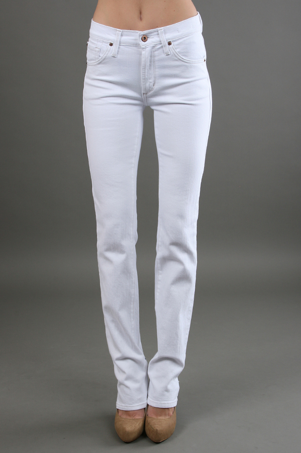 James Jeans Hunter in Neo White Pearl