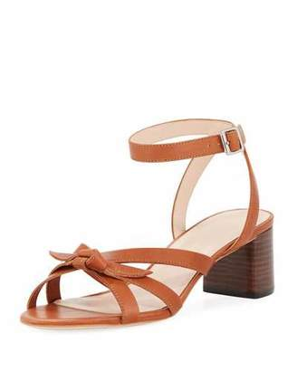 54b23f62804 Loeffler Randall Anny Delicate Strappy Leather Sandals