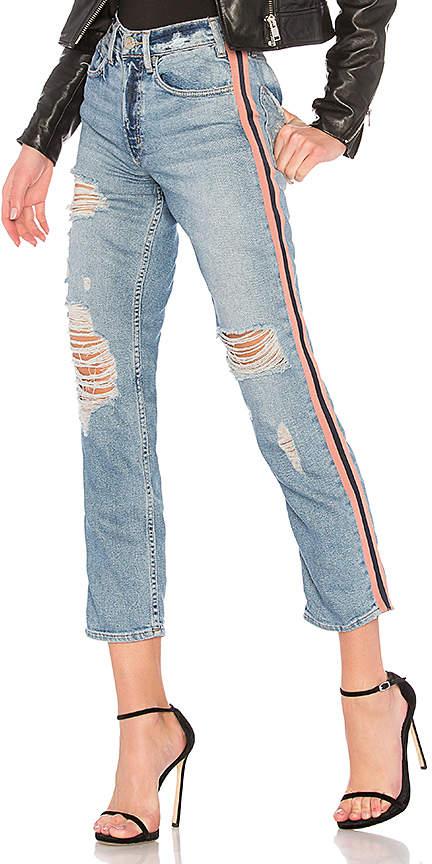 MCGUIRE Ibiza High Rise Jean.