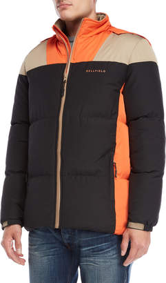 Bellfield Color Block Gallatin Jacket