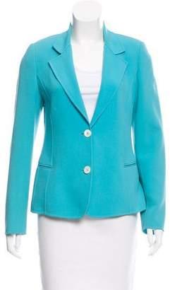 Michael Kors Structured Wool Blazer