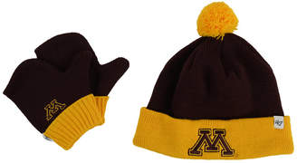 '47 Toddlers' Minnesota Golden Gophers Knit Hat and Mittens Set