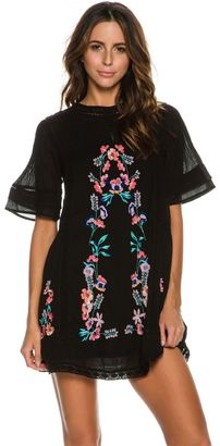 Free People Perfectly Victorian Mini Dress $167.95 thestylecure.com