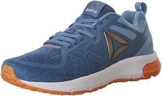 Reebok Women's One Distance 2.0 Running Shoes, Echo Blue/Sky Blue/White/Pewter/Wild Orange, 5.5 D US