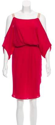 Thakoon Silk Midi Dress