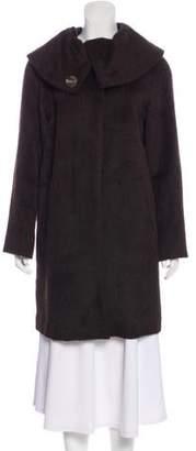 Sofia Cashmere Baby Alpaca & Wool Coat