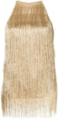Rachel Zoe fringed mini dress