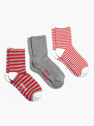 Levi's Lurex Sport Ankle Socks