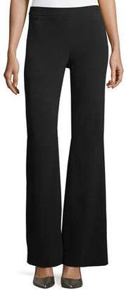 Theory Clean Flare-Leg Admiral Crepe Pants
