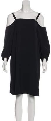 Tibi Tonal Mini Dress