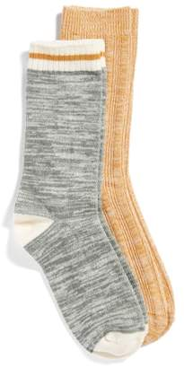 Treasure & Bond Favorite 2-Pack Boot Socks