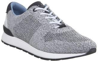 Ted Baker Hillron Sneakers Dark Grey Textile