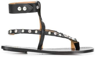 Isabel Marant studded strap sandals