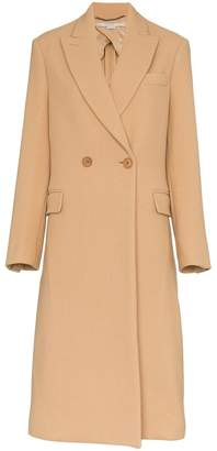 Stella McCartney double breasted wool coat