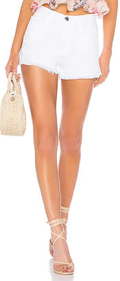 Current/Elliott The Ultra High Waist Short.