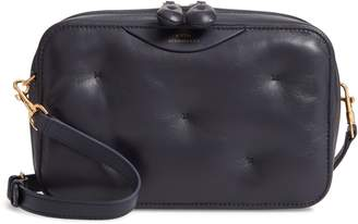 Anya Hindmarch Chubby Lambskin Leather Crossbody Bag