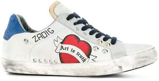Zadig & Voltaire Used sneakers