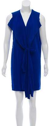 Stella McCartney Draped Mini Dress