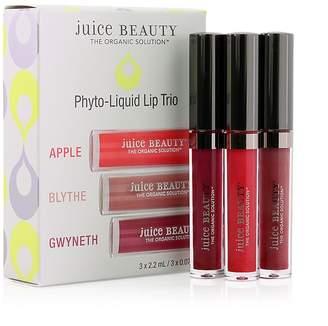 Juice Beauty Phyto-Liquid Lip Trio Gift Set ($72 value)