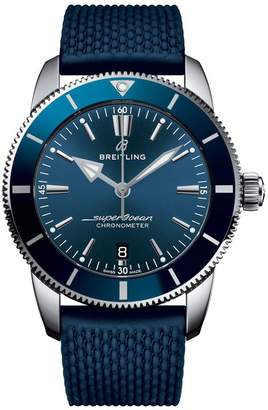Breitling Stainless Steel Superocean Heritage II B20 Automatic Watch 44mm