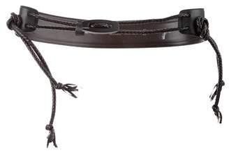 Kenzo Leather Waist Belt