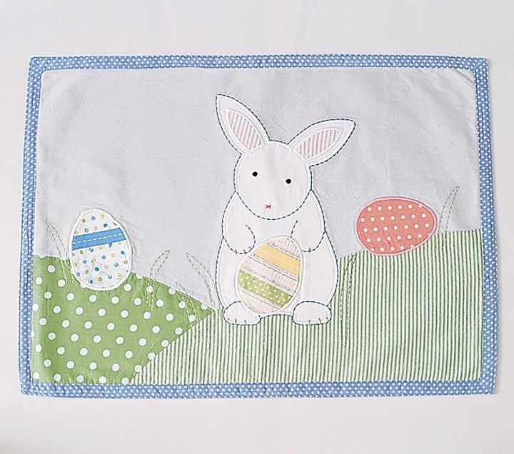 Easter Fabric Place Mats