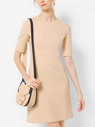 Michael Kors Stretch Boucle-Crepe Dress