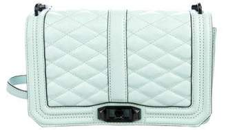 Rebecca Minkoff Quilted Love Crossbody Bag