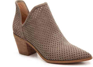 Women's Larna Bootie -Taupe $139 thestylecure.com