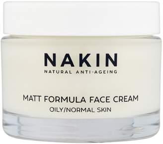 Nakin - Natural Anti-Ageing Matt Formula Face Cream