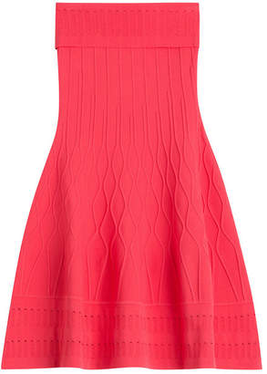 DSQUARED2 Bandeau Stretch Dress