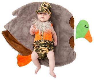 BuySeasons Baby Swaddle Wings Duck Hunter Baby Boys Costume