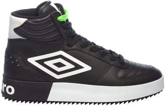 Umbro Hi-Top Logo Sneakers