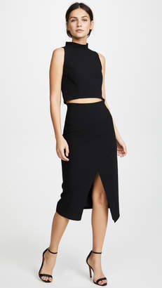 Black Halo Juma Two Piece Dress
