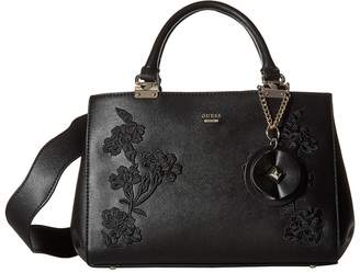GUESS Eden Girlfriend Satchel Satchel Handbags