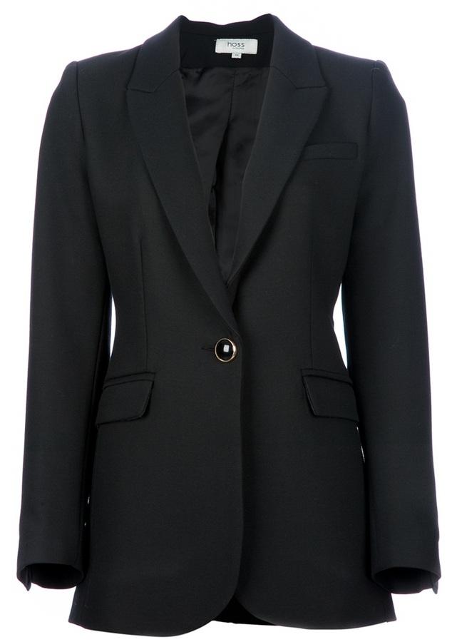 Hoss Intropia Slim fit jacket