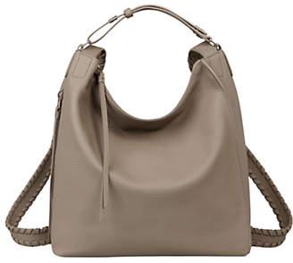 AllSaints Small Kita Backpack, Taupe Grey