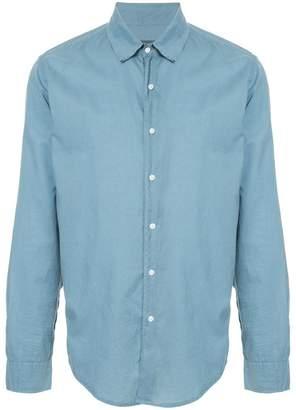 Jac + Jack Jac+ Jack folded collar shirt
